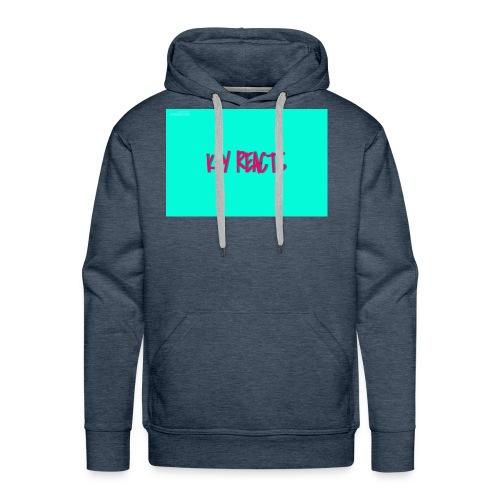 KAY REACTS - Men's Premium Hoodie