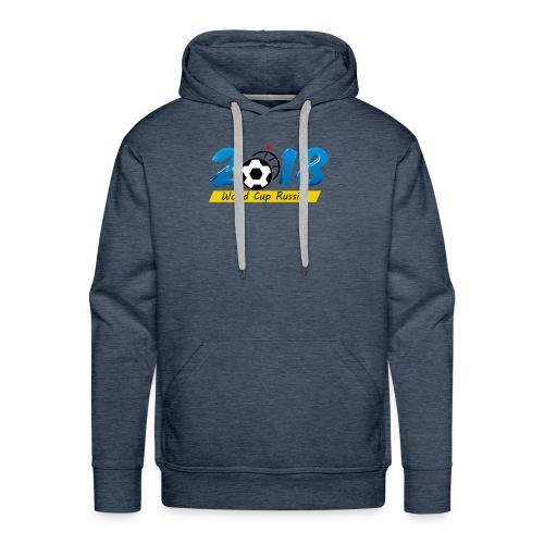 Playeras para el mundial 2018 Rusia - Men's Premium Hoodie