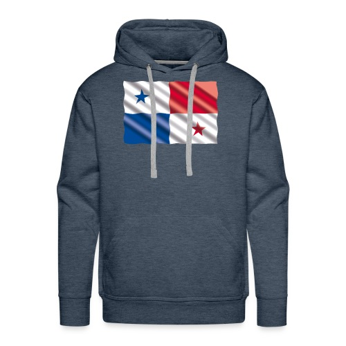 Bandera de Panamá - Men's Premium Hoodie