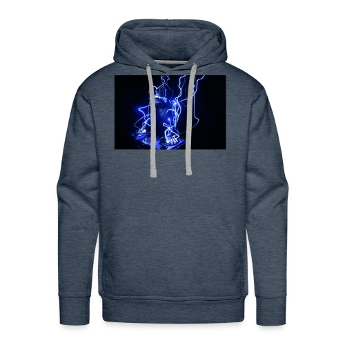TheIronVibez music merch - Men's Premium Hoodie