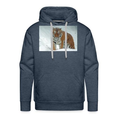 angry animal big 302304 - Men's Premium Hoodie