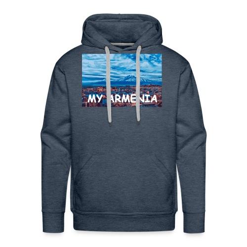 MY armenia - Men's Premium Hoodie