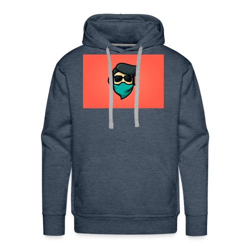 Cool Logos and Graphic Trends about Music DJs - Men's Premium Hoodie