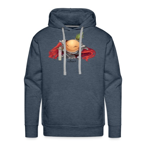Onion Knights - Women's Pink - Men's Premium Hoodie