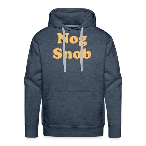 nogsnob1 - Men's Premium Hoodie