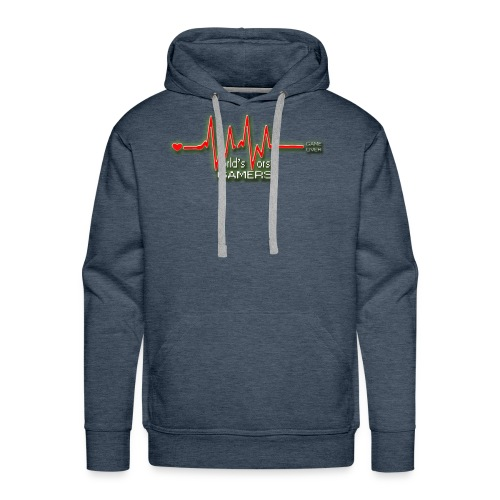 World's Worst Gamers - Men's Premium Hoodie