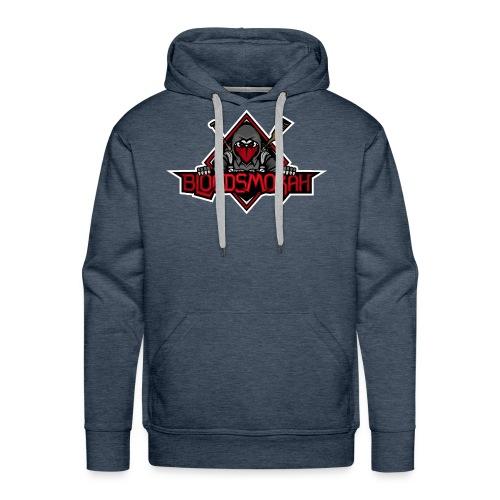 Bloodsmokah T-Shirt - Men's Premium Hoodie