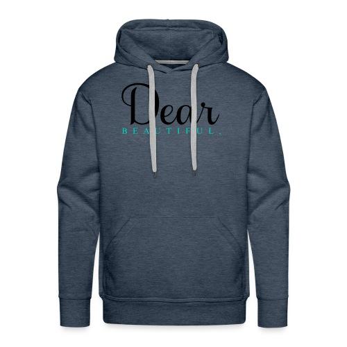 Dear Beautiful Campaign - Men's Premium Hoodie