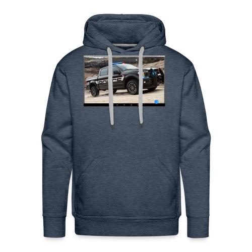 Ford truck - Men's Premium Hoodie