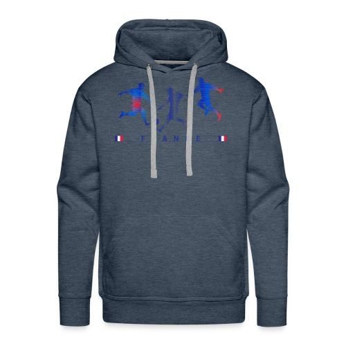 FRANCE - FRA 3 Players - Men's Premium Hoodie
