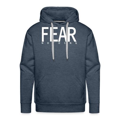 FEAR_NOTHING - Men's Premium Hoodie