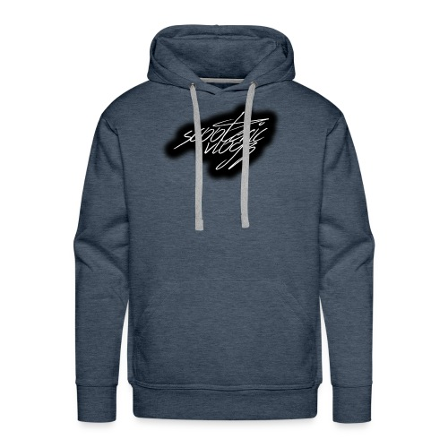 sv signature - Men's Premium Hoodie