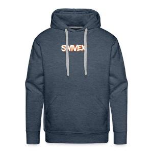 W.O. swivex line - Men's Premium Hoodie