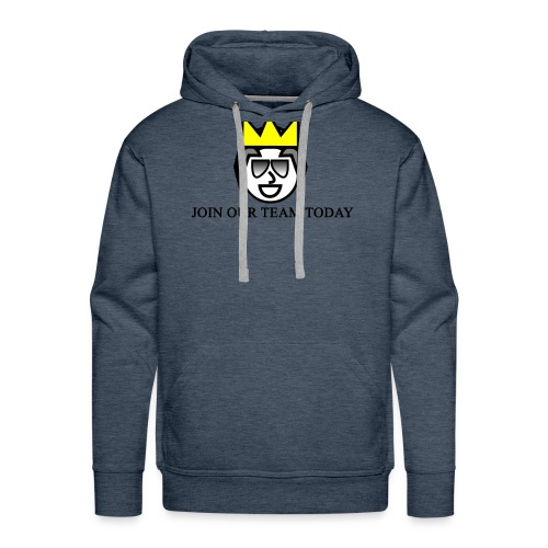 Join Our Team Image - Men's Premium Hoodie