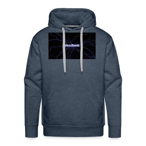blessRemix hoodie - Men's Premium Hoodie