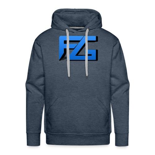 Freeze Gaming Logo - Men's Premium Hoodie