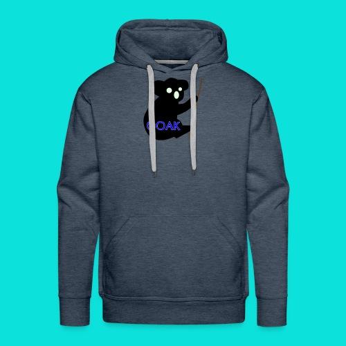 One Of A Kind Blue 2 - Men's Premium Hoodie