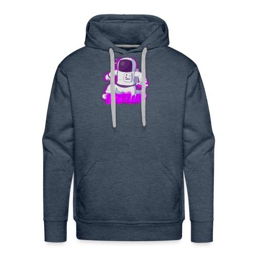iTzFluX Brand Logo - Men's Premium Hoodie