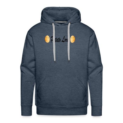 Potato Lord Design - Men's Premium Hoodie