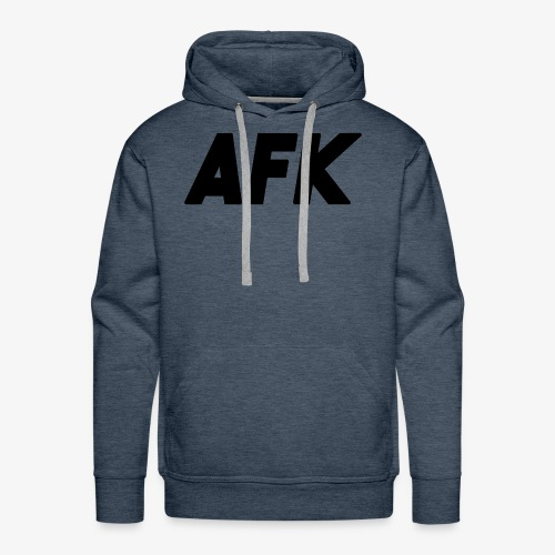AFK - Away From Knowledge - Men's Premium Hoodie