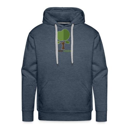 Think Green (naturecontest) - Men's Premium Hoodie