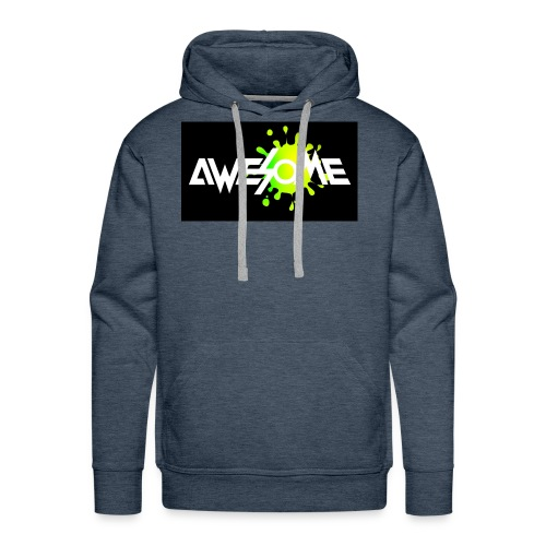you are AWESOME - Men's Premium Hoodie