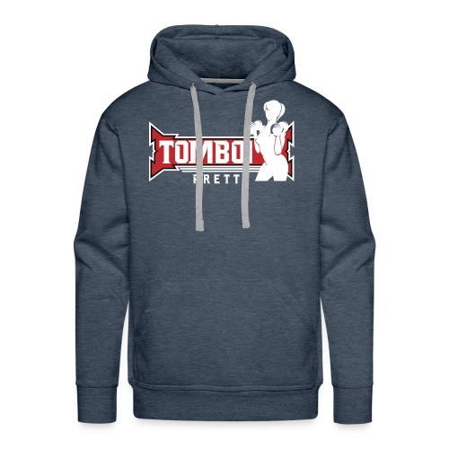 Tomboi Red - Men's Premium Hoodie