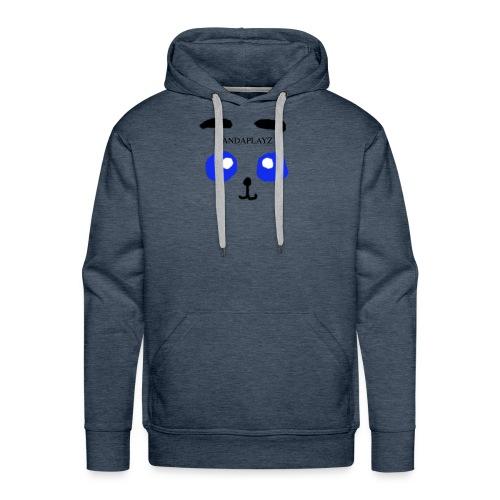PANDASTYLE (BLUE EDITION) - Men's Premium Hoodie