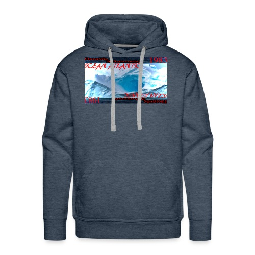 Ocean Atlantic 1983 - Men's Premium Hoodie