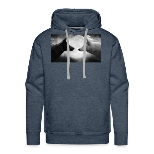 how we came together - Men's Premium Hoodie