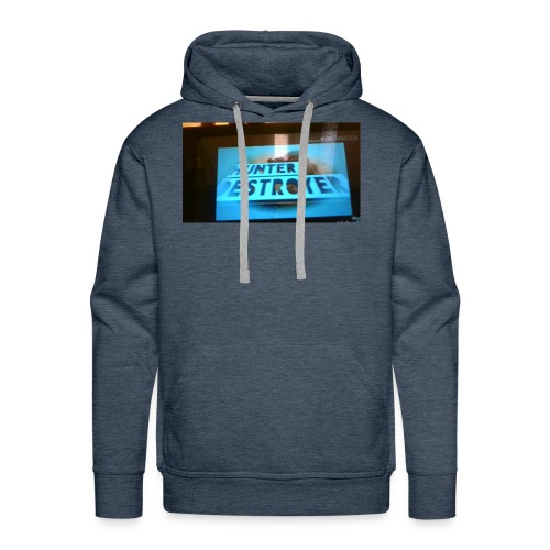WIN 20180615 13 37 17 Pro - Men's Premium Hoodie