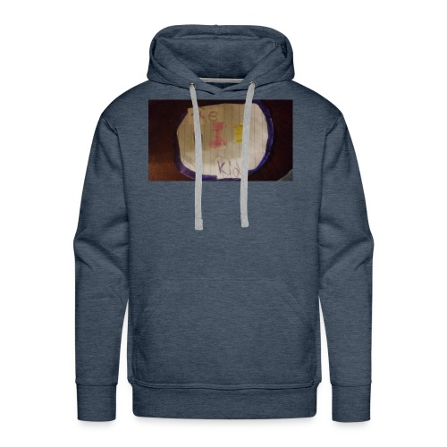 DIY KID AND VLOGS SHOP - Men's Premium Hoodie