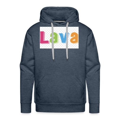 The lava - Men's Premium Hoodie
