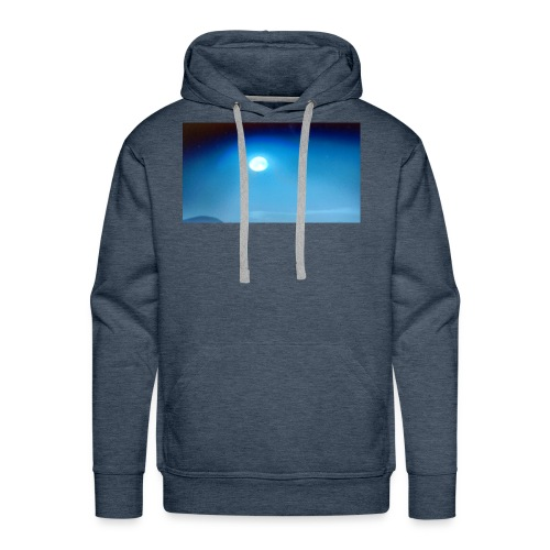 Moonlight shirt - Men's Premium Hoodie