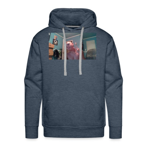 hunter sampson gaming - Men's Premium Hoodie