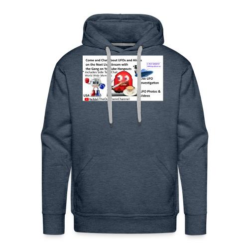 OT Live Stream Tshirt - Men's Premium Hoodie