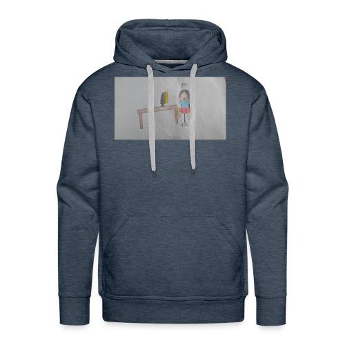 fan art test 1 - Men's Premium Hoodie