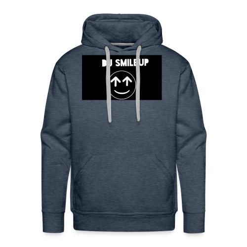 Black hood - Men's Premium Hoodie