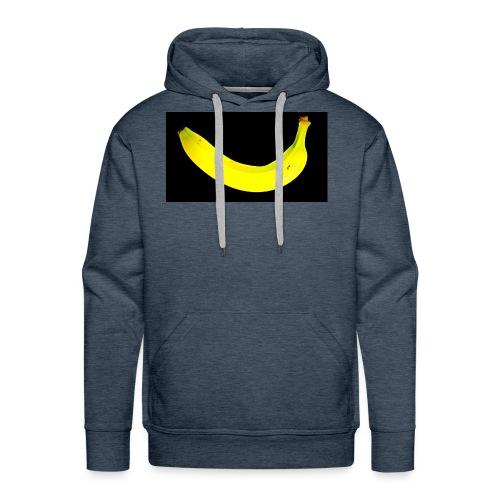 banana 2002541 1920 - Men's Premium Hoodie