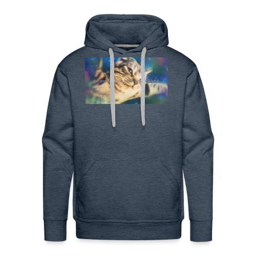 Epic galaxy cat - Men's Premium Hoodie
