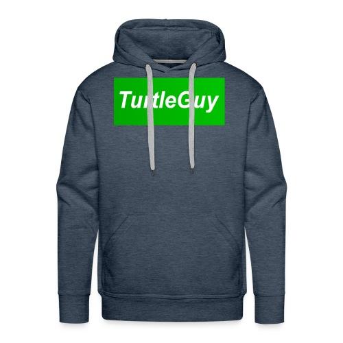 TurtleGuyYT Fan LOGO - Men's Premium Hoodie