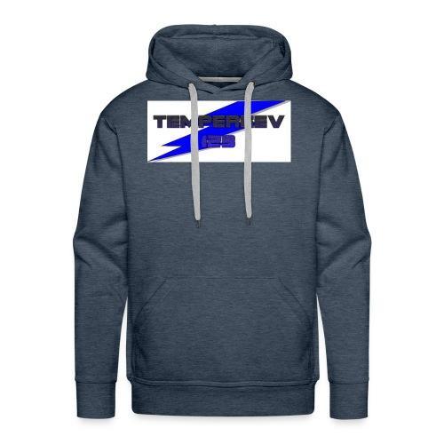 Temperkev123 shirt - Men's Premium Hoodie