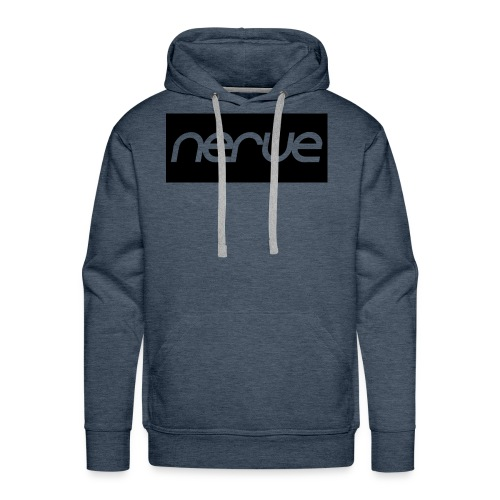 Nerve Word Apparel - Men's Premium Hoodie