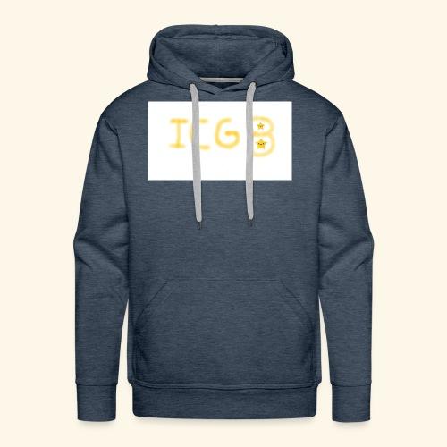 ICG8 with Paint - Men's Premium Hoodie