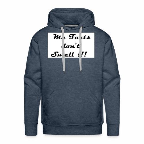 #myfarts2 - Men's Premium Hoodie