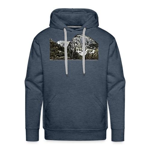 Cochamó - Patagonia - Chile - Men's Premium Hoodie