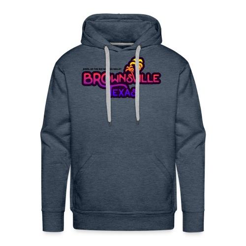 Brownsville, Texas - Men's Premium Hoodie