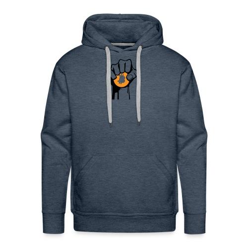 Bitcoin Revolution - Men's Premium Hoodie