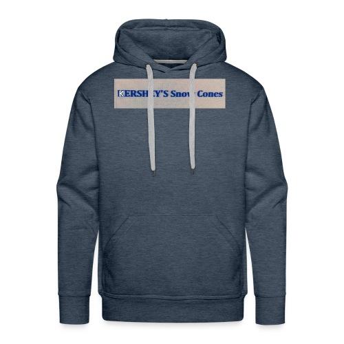 KERSHEYS Snow Cones - Men's Premium Hoodie