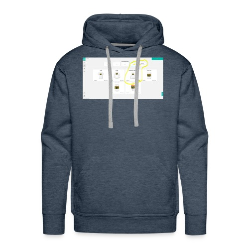 inconistency_in_currencies - Men's Premium Hoodie